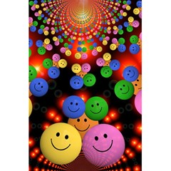 Smiley Laugh Funny Cheerful 5 5  X 8 5  Notebooks by Nexatart