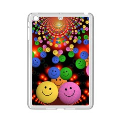 Smiley Laugh Funny Cheerful Ipad Mini 2 Enamel Coated Cases by Nexatart