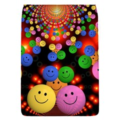 Smiley Laugh Funny Cheerful Flap Covers (s)