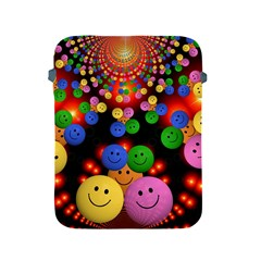Smiley Laugh Funny Cheerful Apple Ipad 2/3/4 Protective Soft Cases