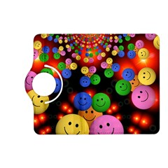 Smiley Laugh Funny Cheerful Kindle Fire Hd (2013) Flip 360 Case by Nexatart