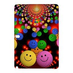 Smiley Laugh Funny Cheerful Samsung Galaxy Tab Pro 12 2 Hardshell Case