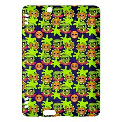 Smiley Background Smiley Grunge Kindle Fire Hdx Hardshell Case