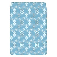 Snowflakes Winter Christmas Flap Covers (s)  by Nexatart