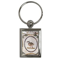Sousse Mosaic Xenia Patterns Key Chains (rectangle)