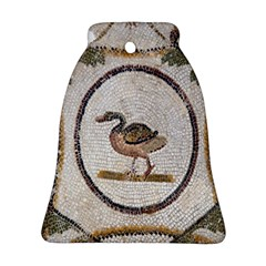 Sousse Mosaic Xenia Patterns Bell Ornament (two Sides) by Nexatart