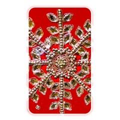 Snowflake Jeweled Memory Card Reader
