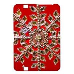 Snowflake Jeweled Kindle Fire Hd 8 9