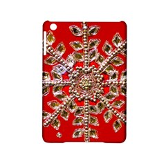 Snowflake Jeweled Ipad Mini 2 Hardshell Cases