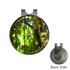 Spider Spiders Web Spider Web Hat Clips With Golf Markers
