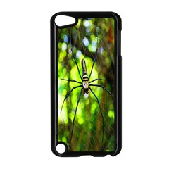 Spider Spiders Web Spider Web Apple Ipod Touch 5 Case (black) by Nexatart