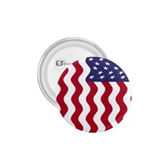 American Flag 1 75  Buttons by OneStopGiftShop