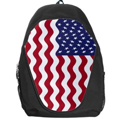 American Flag Backpack Bag by OneStopGiftShop