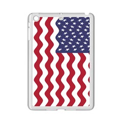 American Flag Ipad Mini 2 Enamel Coated Cases by OneStopGiftShop