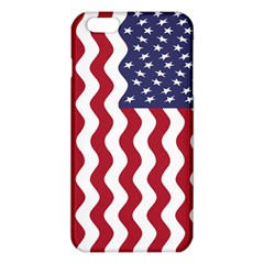 American Flag Iphone 6 Plus/6s Plus Tpu Case by OneStopGiftShop