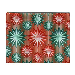 Star Pattern  Cosmetic Bag (xl) by Nexatart