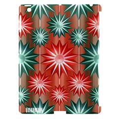 Star Pattern  Apple Ipad 3/4 Hardshell Case (compatible With Smart Cover) by Nexatart