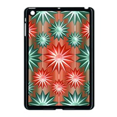 Star Pattern  Apple Ipad Mini Case (black)