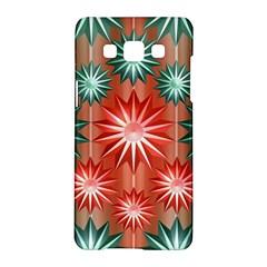 Star Pattern  Samsung Galaxy A5 Hardshell Case