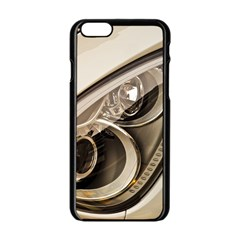 Spotlight Light Auto Apple Iphone 6/6s Black Enamel Case