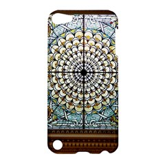 Stained Glass Window Library Of Congress Apple Ipod Touch 5 Hardshell Case by Nexatart