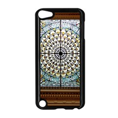 Stained Glass Window Library Of Congress Apple Ipod Touch 5 Case (black) by Nexatart