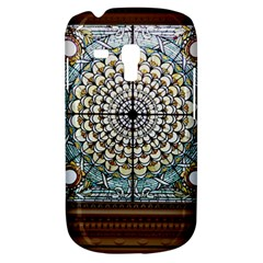 Stained Glass Window Library Of Congress Galaxy S3 Mini by Nexatart