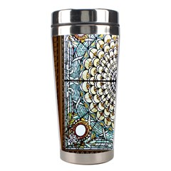 Stained Glass Window Library Of Congress Stainless Steel Travel Tumblers