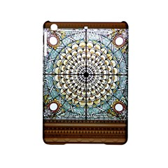 Stained Glass Window Library Of Congress Ipad Mini 2 Hardshell Cases by Nexatart