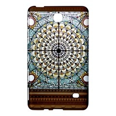 Stained Glass Window Library Of Congress Samsung Galaxy Tab 4 (7 ) Hardshell Case  by Nexatart