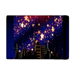 Star Advent Christmas Eve Christmas Apple Ipad Mini Flip Case