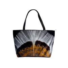 Spring Bird Feather Turkey Feather Shoulder Handbags