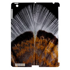 Spring Bird Feather Turkey Feather Apple Ipad 3/4 Hardshell Case (compatible With Smart Cover) by Nexatart