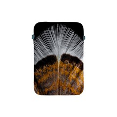 Spring Bird Feather Turkey Feather Apple Ipad Mini Protective Soft Cases
