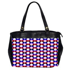 Star Pattern Office Handbags (2 Sides)  by Nexatart