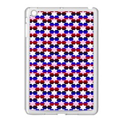 Star Pattern Apple Ipad Mini Case (white)