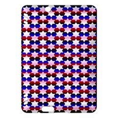 Star Pattern Kindle Fire HDX Hardshell Case