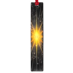 Star Christmas Advent Decoration Large Book Marks by Nexatart