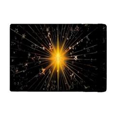 Star Christmas Advent Decoration Ipad Mini 2 Flip Cases