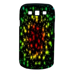 Star Christmas Curtain Abstract Samsung Galaxy S Iii Classic Hardshell Case (pc+silicone)