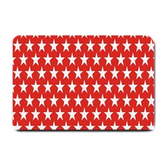 Star Christmas Advent Structure Small Doormat