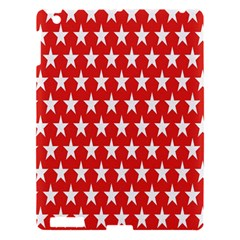 Star Christmas Advent Structure Apple Ipad 3/4 Hardshell Case