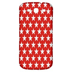 Star Christmas Advent Structure Samsung Galaxy S3 S Iii Classic Hardshell Back Case