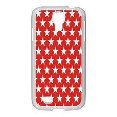 Star Christmas Advent Structure Samsung Galaxy S4 I9500/ I9505 Case (white)