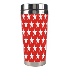Star Christmas Advent Structure Stainless Steel Travel Tumblers