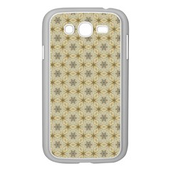 Star Basket Pattern Basket Pattern Samsung Galaxy Grand Duos I9082 Case (white)
