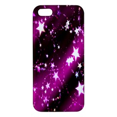 Star Christmas Sky Abstract Advent Apple Iphone 5 Premium Hardshell Case by Nexatart