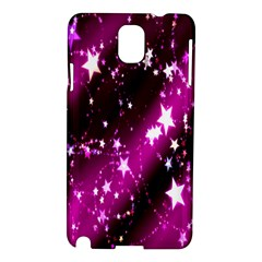 Star Christmas Sky Abstract Advent Samsung Galaxy Note 3 N9005 Hardshell Case