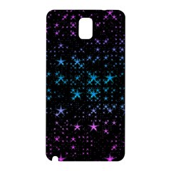 Stars Pattern Samsung Galaxy Note 3 N9005 Hardshell Back Case
