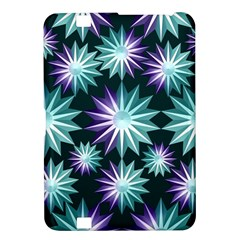 Stars Pattern Christmas Background Seamless Kindle Fire Hd 8 9